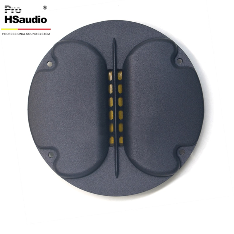 ProHSaudio RT Series Neodymium Vertical Linear Matrix Speakers, Circular Square Drive Unit enlarge
