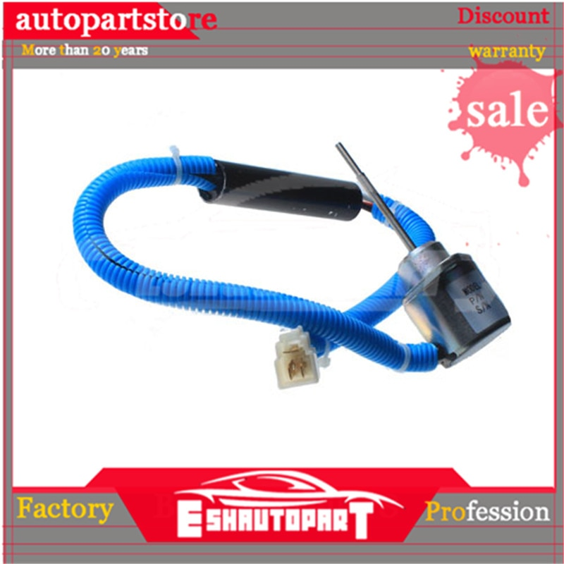 Neue Diesel Abschaltung Magnetventil 1503ES-12A5SUC9SLC24 SA-5156-12 Für Woodward