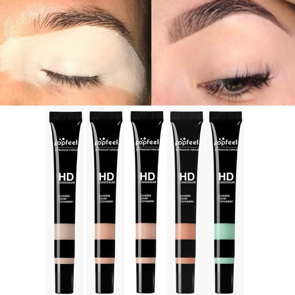 Основа для макияжа 5 цветов, консилер для лица, основа для макияжа, контурная палитра для макияжа, корректор цвета
