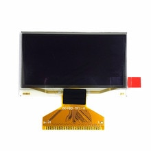 2.42 Inch OLED Display 12864 LCD Screen Highlight Device for Nivona 13V SSD1305 SSD1305Z Plug Industrial Quality Wholesale