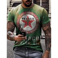 mens retro short sleeve t shirt harajuku fashion clothing 3d letter printing retro oversized new summer style