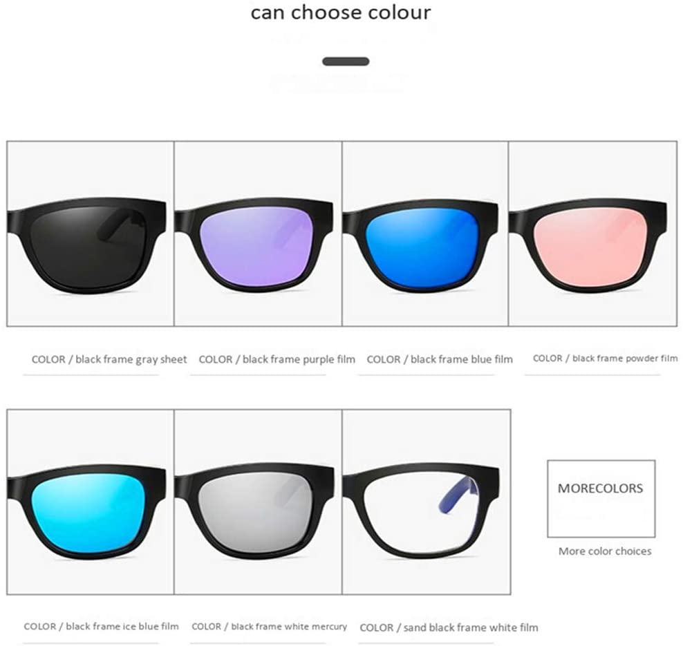 Mobile phone bluetooth headset bone conduction stereo headphones outdoor glasses smart sunglasses bluetooth wireless earphone enlarge