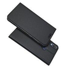 Para asus zenfone max pro m1 zb601kl caso magnético caixa do telefone para asus zenfone max pro m1 zb601kl zb602kl capa carteira de couro