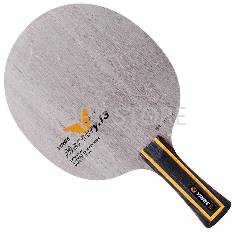 Yinhe Y13 Mercury.13 Y-13 Y13 13 лет Настольный теннис углеродное волокно петля + атаки Настольный теннис лезвия для пинг понг ракетка для пинг понга
