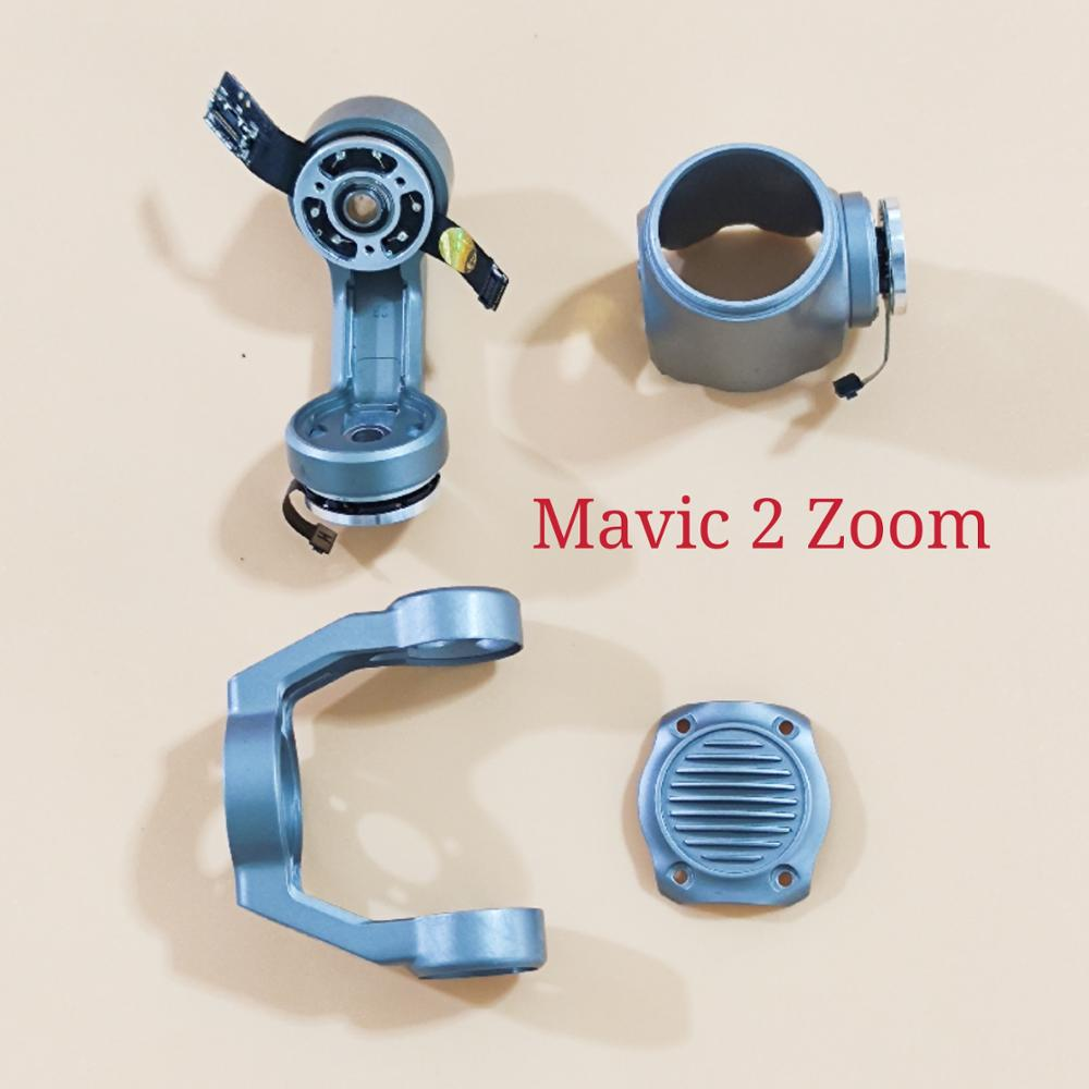 for DJI Used Mavic 2 Zoom Y/R arm Gimbal Camera Frame Back Cover with Drone Repair Accessories