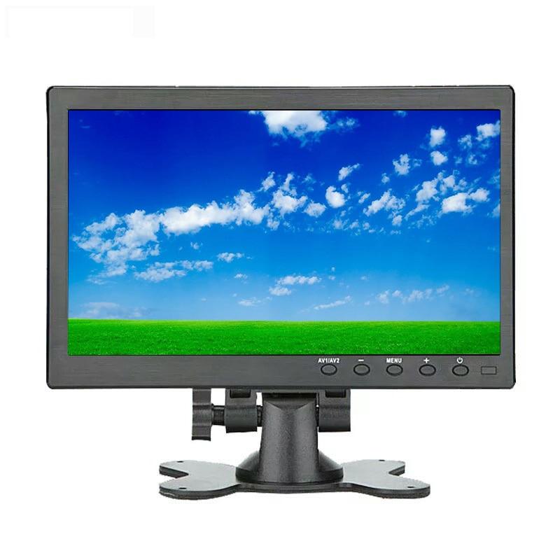 10.1 inch portable computer full HD lcd touch screen monitor PC IPS 1920*1200 Display BNC AV VGA HDMI CCTV mini monitor gamer