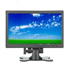 10.1 pouces ordinateur portable full HD lcd écran tactile moniteur PC IPS 1920*1200 affichage BNC AV VGA HDMI CCTV mini moniteur gamer