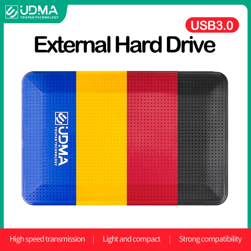 UDMA externo disco duro de 2TB 160GB 250GB 320GB 500GB HDD 2,5...