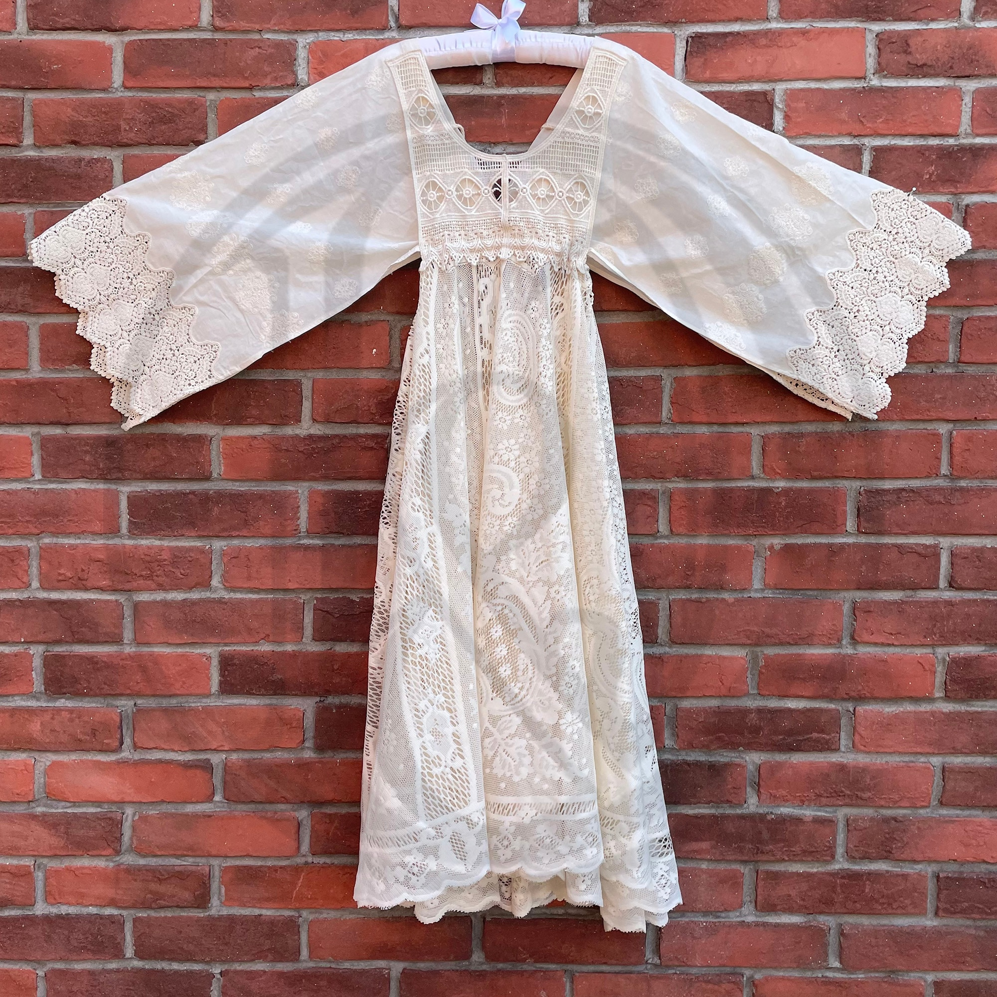 Boho Lace Photo Shoot 4-8 Years Old Little Girl Dresses with Tassels Evening Party Costume for Photography Studio Accessories