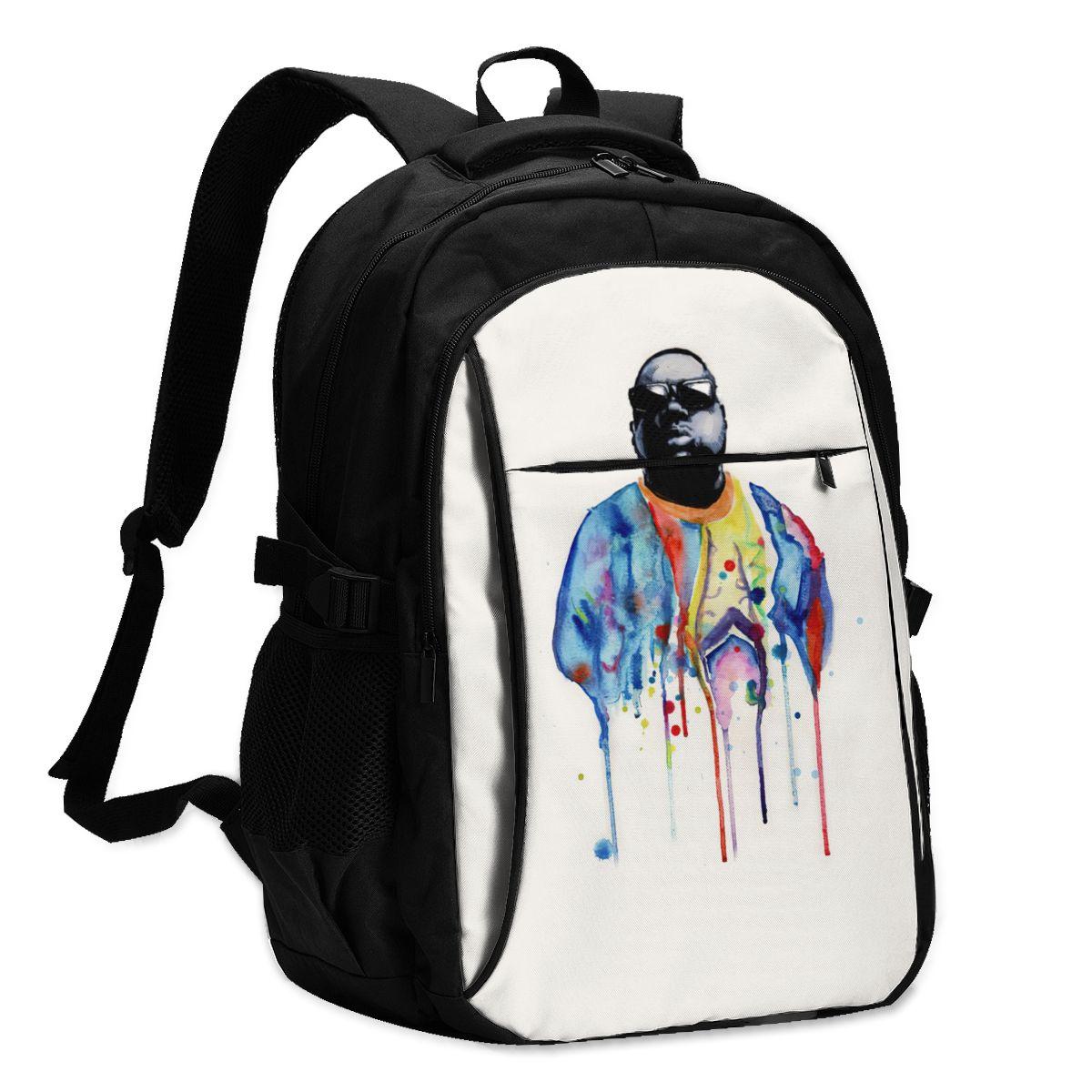 Известные большие рюкзаки, необычная зарядка через USB, рюкзак для бега, туристические сумки с узором