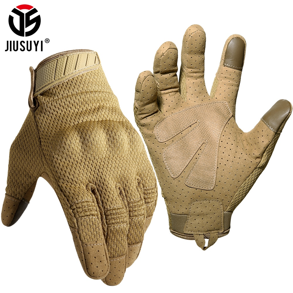 Camo Touch Screen Tactical Full Finger Gloves Army Military Paintball Bicycle Shooting Motorcycle Airsoft Combat Gear Men Women multicam tactical military full finger gloves army paintball airsoft combat touch screen rubber protective glove men women new
