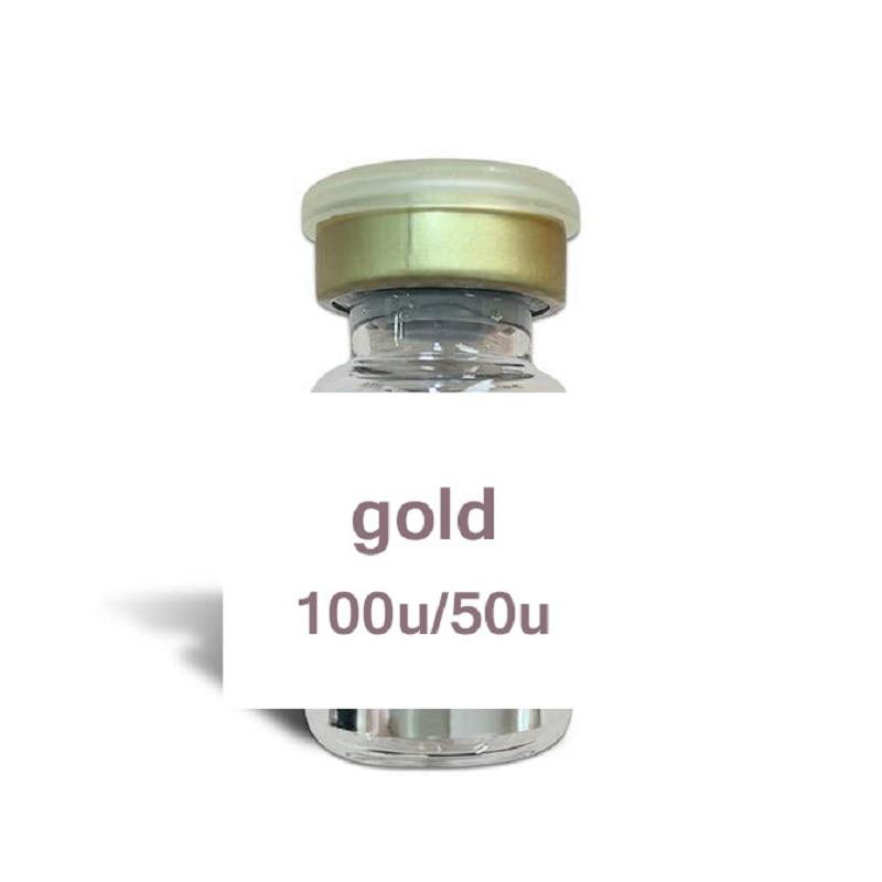 جديد كوريا 100u إزالة التجاعيد مع نوعية جيدة (الذهب)