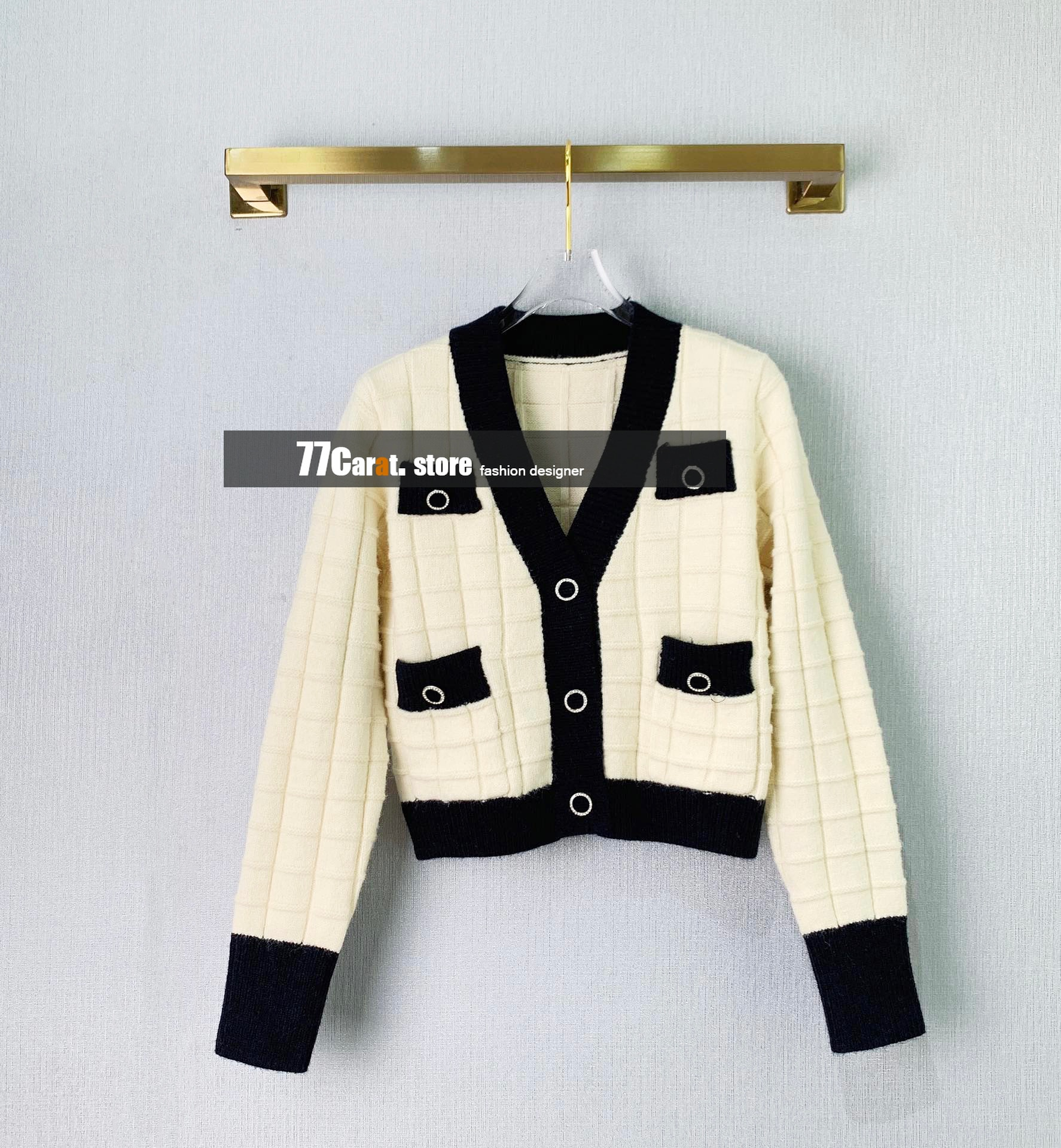 autumn fashion new style high end knitted wool sweaters cardigan for women long sleeve single breasted jumpers sweater cardigans enlarge