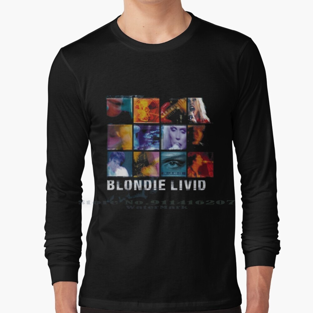 Debbie Harry Blondie Task At Hand Covers T Shirt 100% Pure Cotton Debbie Harry Punk Music Blondie Post Punk New Wave Pop Music