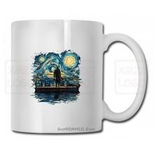 Sherlock nuit étoilée tasse tasse Van Gogh Sherlock Holmes Combo hommes femmes hommes
