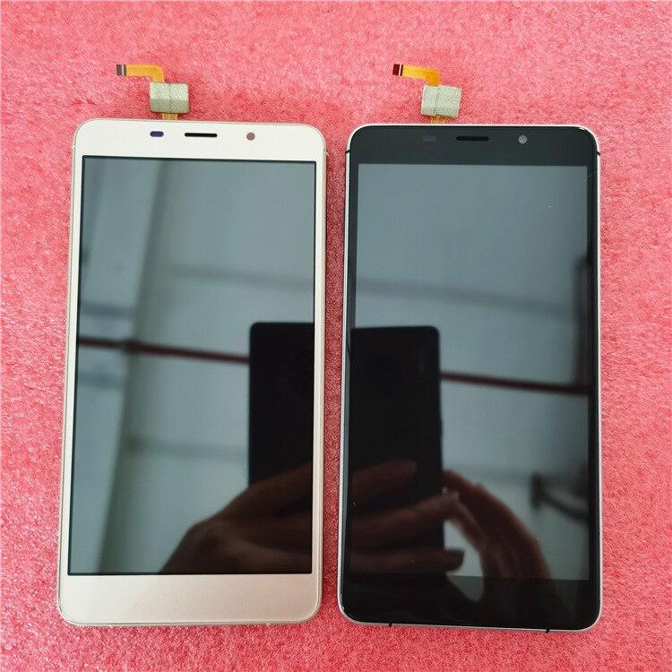 5.7 بوصة LCD ل Leagoo M8 شاشة الكريستال السائل شاشات لمس للهاتف المحمول أجزاء ل Leagoo M8 برو شاشة عرض LCD شاشة الكريستال السائل