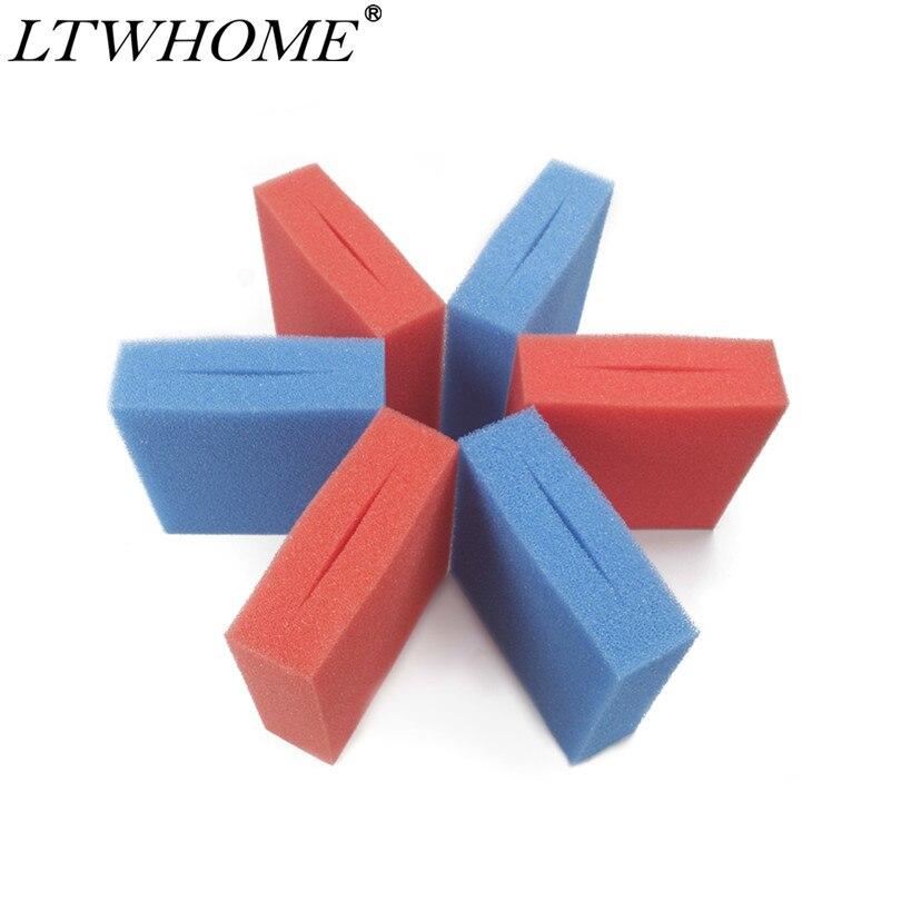 LTWHOME reemplazo Compatible esponja de filtro de espuma gruesa y fina ajuste para Oase Biotec 5/10/30