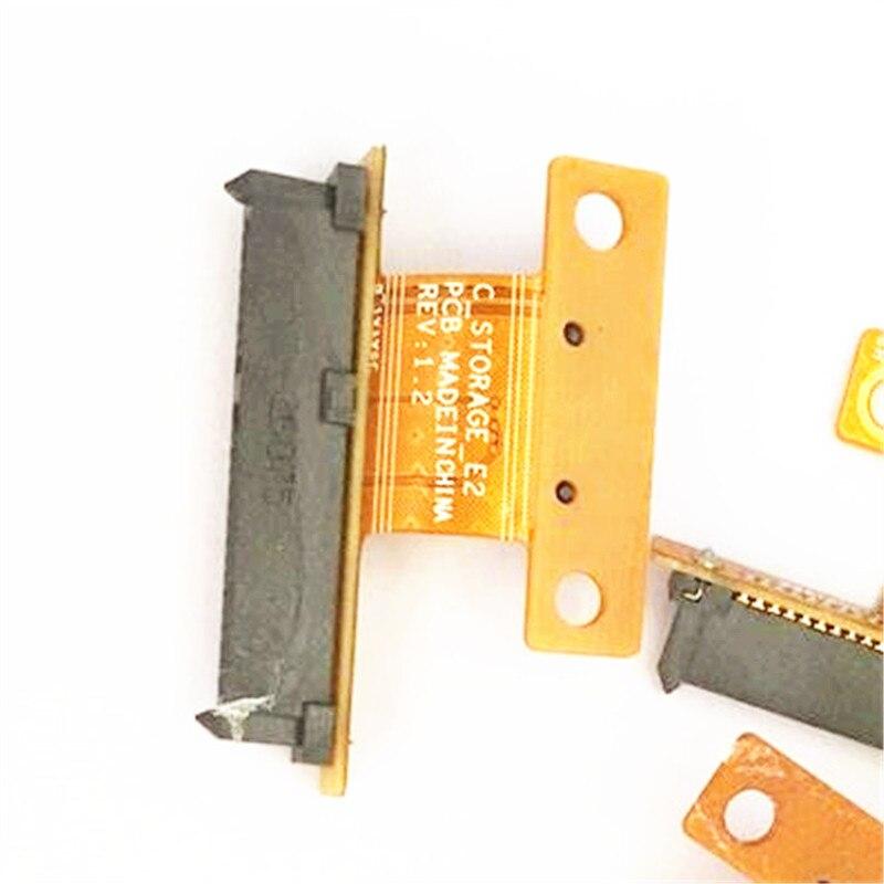Ноутбук SATA жесткий диск Соединительный адаптер с кабелем для Dell Latitude 14 5404 HDD кабель 0N96D2
