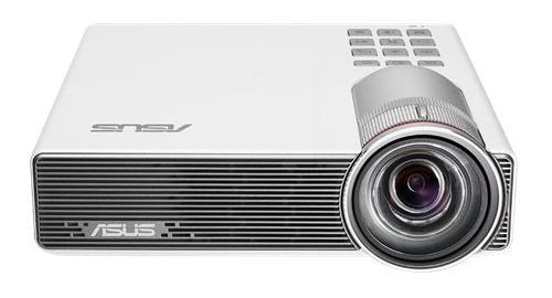 ASUS P3B videoproyector 800 lúmenes ANSI DLP WXGA (1280x800) Proyector portátil Blanco