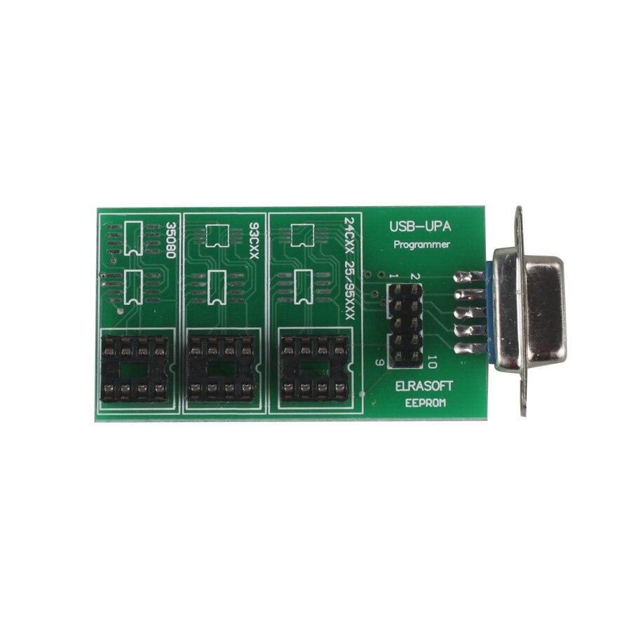 Adaptador Usb UPA 1,3 de alta calidad, adaptador de programación, funciona con Upa y Xprog