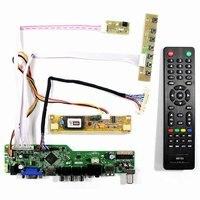 Latumab Driver Board for G150XG01 V0 / G150XG01 V1 LVDS 15 Screen Display Matrix TV+HDMI+VGA+USB 1024×768 Controller Board