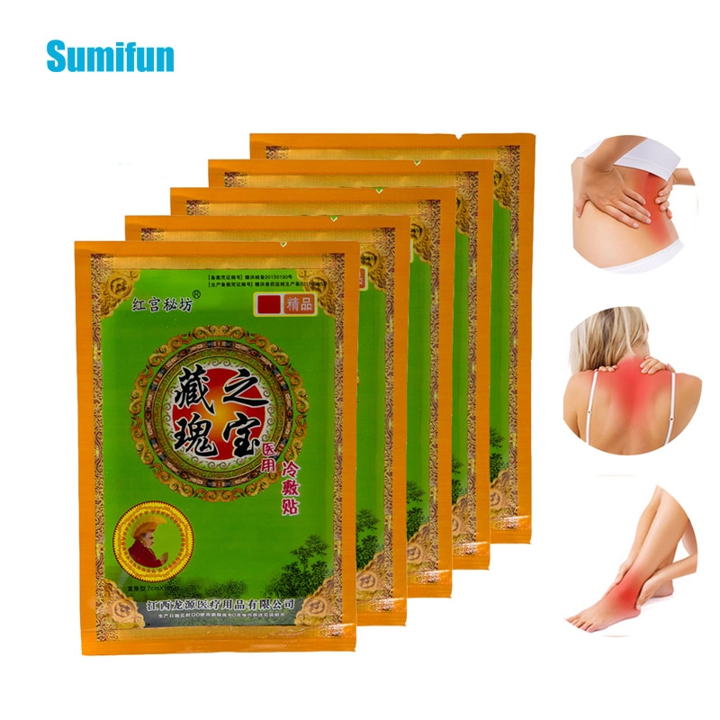 40Pcs Pain Relief Patch Body Orthopedic Arthritis Chinese Medical Plasters Muscle Back Lumbar Spine Joints Killer