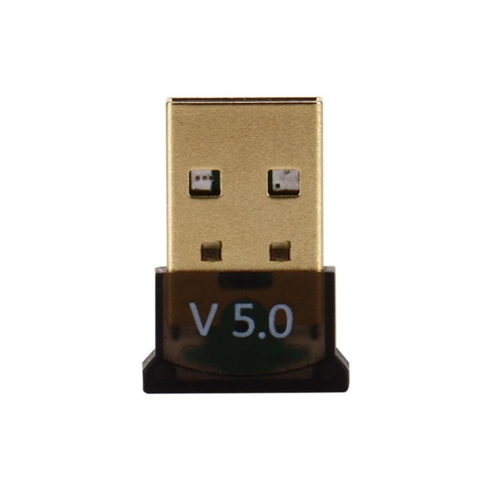 USB Bluetooth Adapter Dongle For Computer PC PS4 Mouse Receiver Bluetooth Music 5.0 Aux Transmitter Audio Speaker L2G1