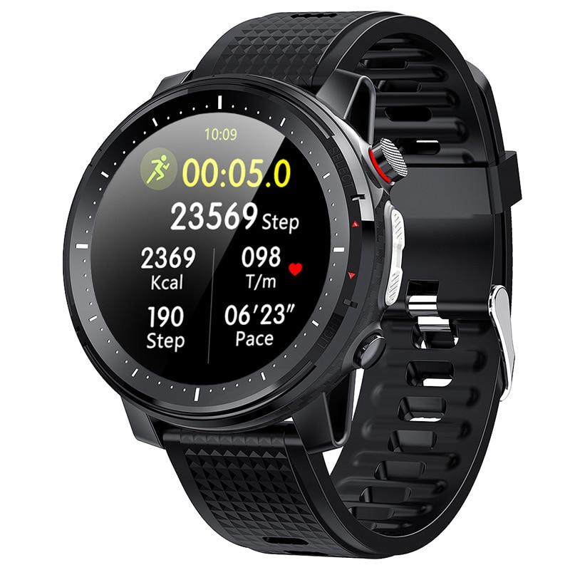 Promo Smart Watch Men IP68 Waterproof Sports Smartwatch Women Android Reloj Inteligente 2021 Smart Watch for Android Huawei IOS Iphone