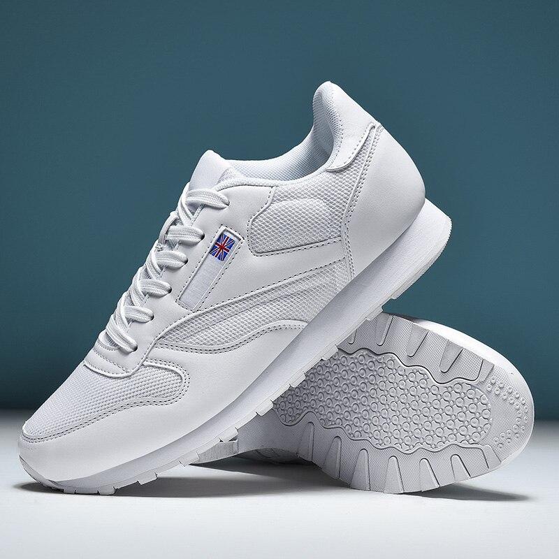 Fashion Sneakers Men Women Running Sport Shoes Lightweight Breathable Mesh Jogging Sneakers Outdoor Non-slip Tennis Shoes Men