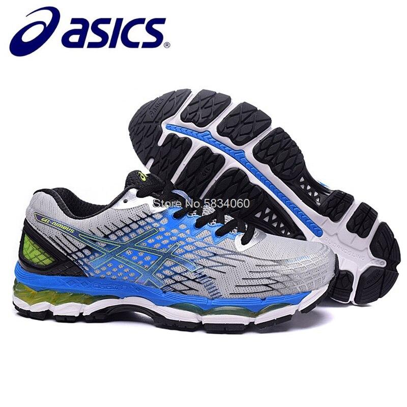 Gel GELKAYANO 17-Zapatillas deportivas transpirables para Hombre y calzado deportivo Original