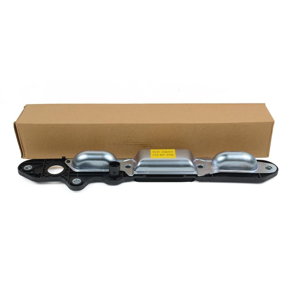 AP01 1T0827574L 1TD827574A manija de la tapa del maletero trasero con lámpara de placa de matrícula para VW Golf Plus Passat B6 Touran Jetta