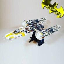 05040 y-wing attaque Star fighter Star Series Wars 10134 blocs de construction 1550 pièces espace navire jouets briques en stock