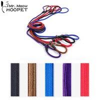 Hoopet поводок для питомца собаки тяговые Rope Chain, собачий ошейник большого размера P поводок для собак удобные нейлон Регулируемый поясной реме...