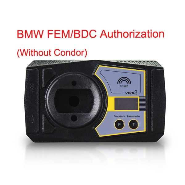 Vvdi2 para bmw fem/bdc autorização para vvdi2 (sem condor)