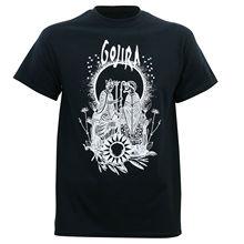 Authentic GOJIRA Band Ritual Union Heavy Metal T-Shirt S-3XL NEW Fashion Summer Paried T Shirt Top Tee Hot Cheap MenS