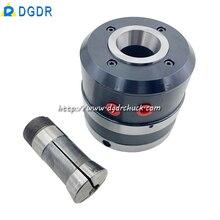 milling machine chuck Mini pneumatic high precision chuck JAC-5C rotary chuck CNC lathe and laser equipment