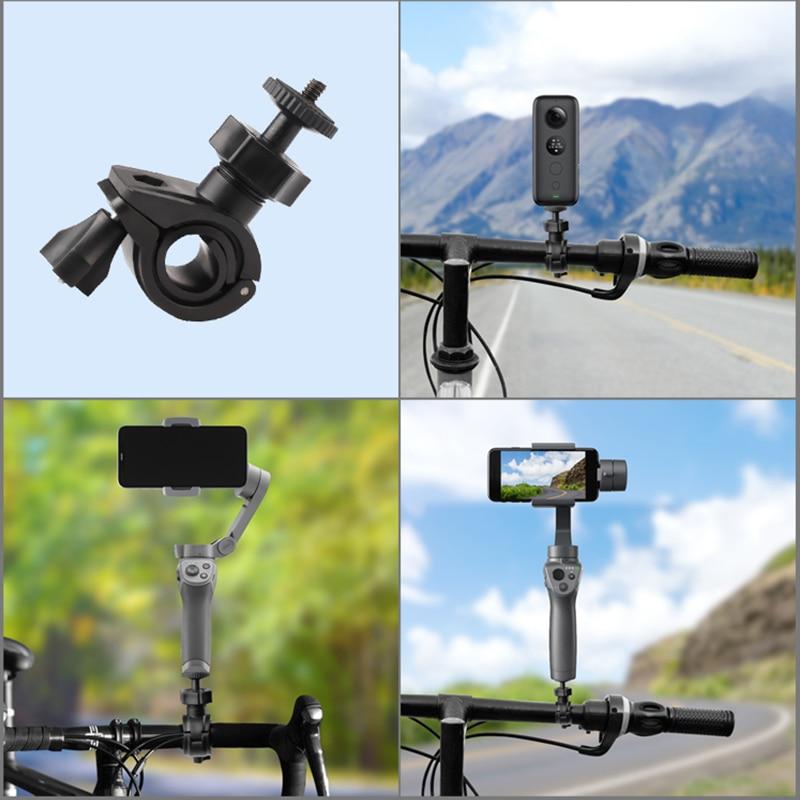 Soporte para bicicleta Xiaomi Insta360 ONE X/EVO, One X/EVO, One X, cámara...