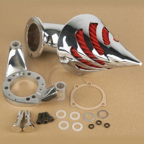 Kit de nettoyage à Air pour moto, filtre dadmission, cône, pour carburateur Harley CV v-twin