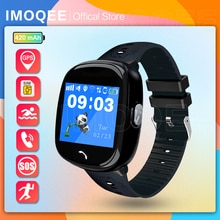 New 2021 Smart Watch Kids GPS HW08 Pedometer Positioning IP67 Waterproof Watch For Children Safe Sma