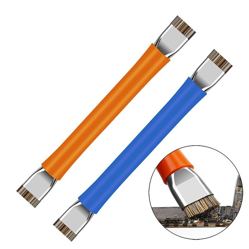 ESD Safe Brush Anti-Static Motherboard PCB Cleaning Brush for Mobile Phone Repair Tools Kit Ferramentas