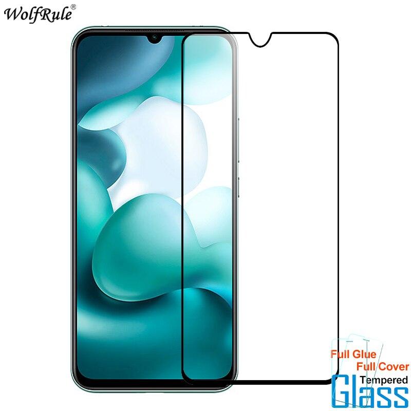 2 sztuk ochraniacz ekranu dla Xiaomi Mi 10 Lite 9 8 SE A3 A2 Lite A1 6X szkło hartowane klej do filmów z telefonu dla Xiaomi Mi grać szkło