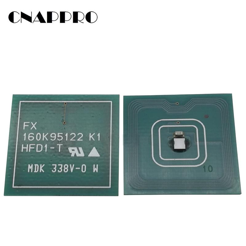Тонер-чип постоянного тока 240 для картриджа Xerox DocuColor 242 250 252 WorkCentre 7655 7665 7675 7775 006R01449 006R01450 006R01451, 20 шт.