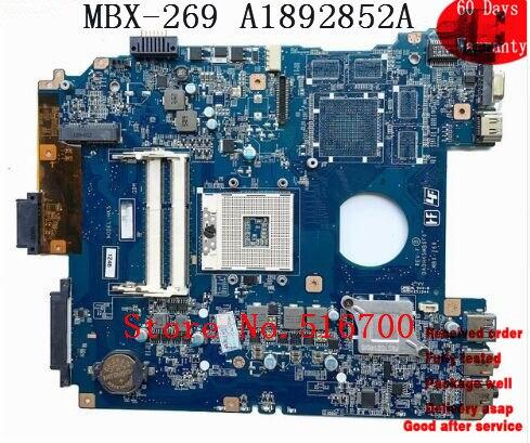 A1892852A Main board For Sony Vaio SVE151 SVE151J13M SVE1513M1EW Motherboard DA0HK5MB6F0 MBX-269