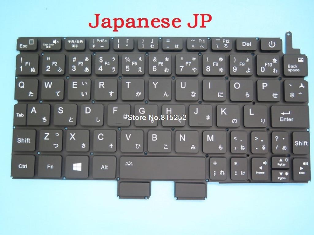 لوحة مفاتيح One-Netbook OneMix 3 OneMix 3S OneMix3 OneMix3S اليابانية JP JA KY202-1 K845 بدون إطار جديد