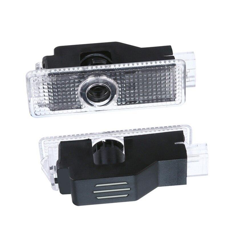 Автомобильный Дверной логотип света Автомобильная дверь с электроприводом Предупреждение Свет Добро пожаловать логотип лазерный проектор для BMW M3 M5 E60 E90 F10 E63 F30 E64 E65 E86 E92 E85 E93