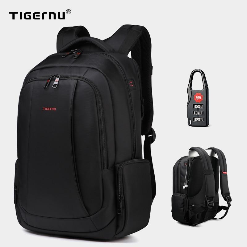 Najlonski ruksak protiv krađe 27l, muški 15,6-inčni ruksaci za laptop, školski modni ruksak, ruksak, muški ruksak za laptop