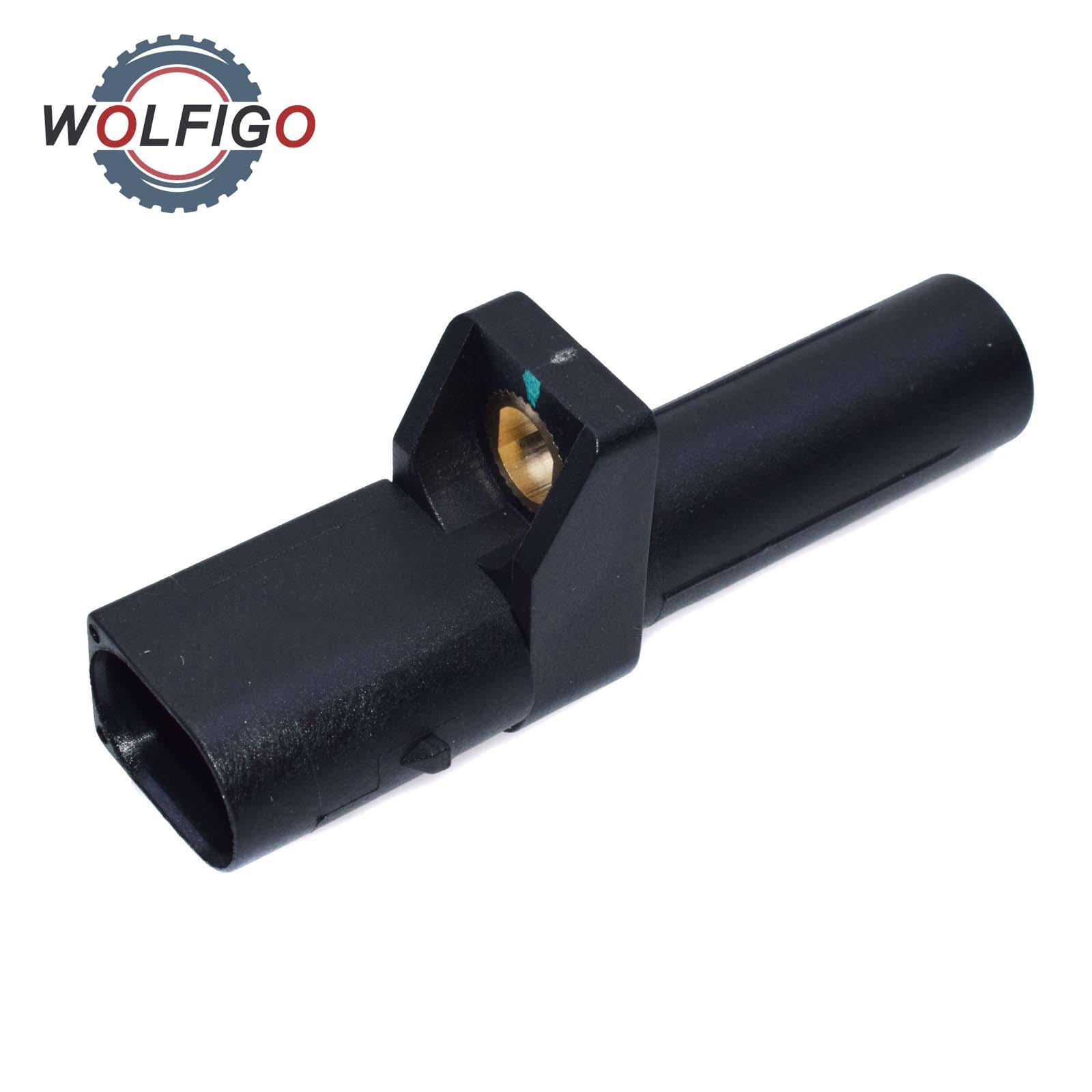 WOLFIGO 1621533028 Crankshaft Position Sensor For Ssangyong Rexton Stavic Rodius 02-18 Actyon Kyron 06- KORANDO MUSSO 95-05