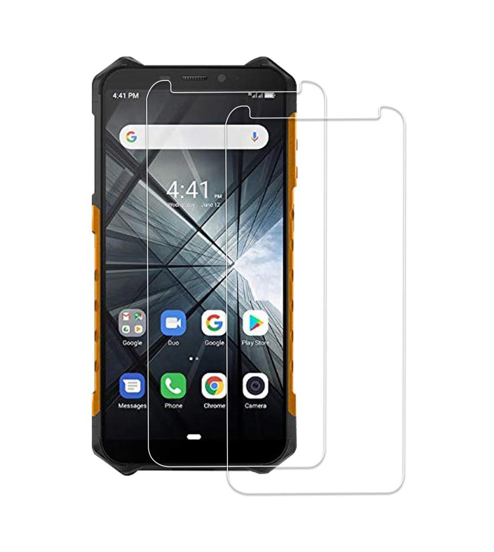 "Funda protectora de pantalla transparente a prueba de explosión, cristal templado para Ulefone Armor X5 5 5,5 ""9H 2.5D, película protectora"