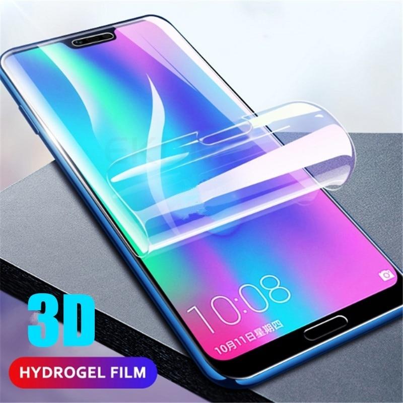 Hydrogel Film Honor 8x on for huawei honor 8x honer 8c 8 x 8A 8s Lite screen protector protective film huavei x8 c8 8lite