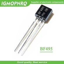 50pcs BF495 TO-92 bonne qualité nouveau original